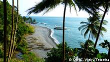 Sao Tome und Principe Praia Moca
