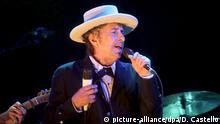 Bob Dylan US-amerikanischer Musiker und Lyriker