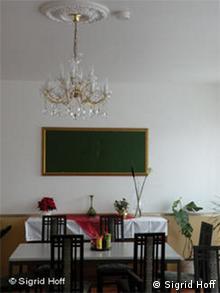 Ein Blick in den Wohn- und Essbereich von Haus Schöneweide. (Foto:Sigrid Hoff)
