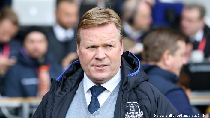 England Premier League Ronald Koeman (picture-alliance/Zumapress/D. Klein)