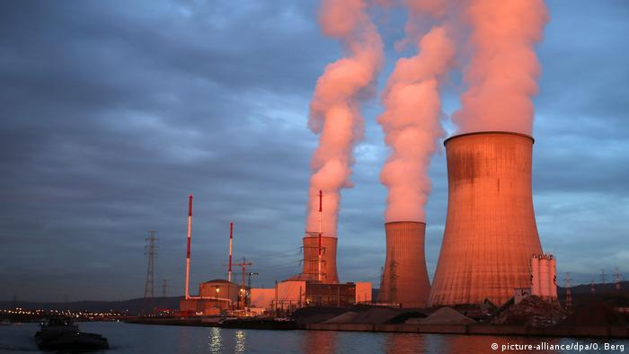 Belgien | Zwei Reaktoren im belgischen Akw Tihange abgeschaltet