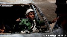 Jemen Waisenhaus in Sanaa