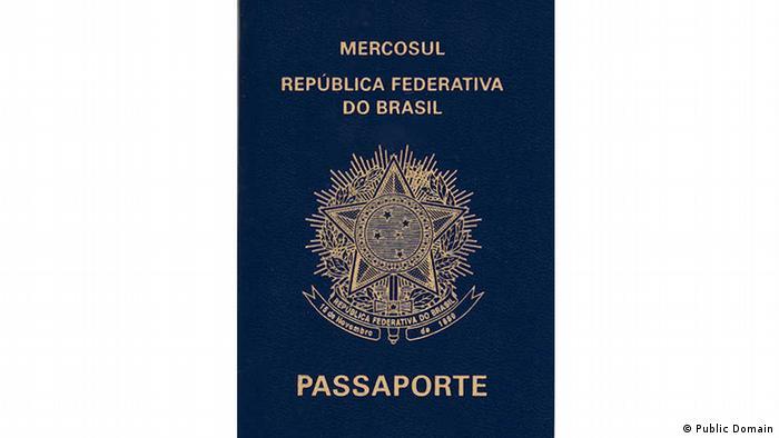 Reisepass - Brasilien