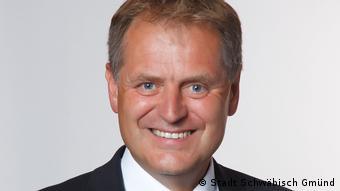 Richard Arnold, Oberbürgermeister von Schwäbisch Gmünd
