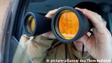 Symbolbild Überwachung, Spionage, Bespitzelung