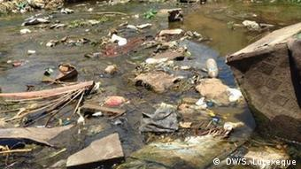 Mosambik Cholera in Nampula ( DW/S. Lutexeque)