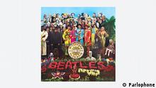 CD Cover Sgt. Pepper's Lonely Hearts Club Band von den Beatles