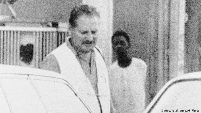 El Chacal fue arrestado en 1994, en Sudán.