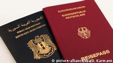 Symbolbild Doppelpass / doppelte Staatsbürgerschaft