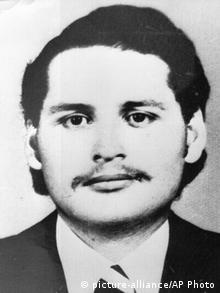 Ilich Ramirez Sanchez, conocido como Carlos, el Chacal, en foto de la década de 1970.