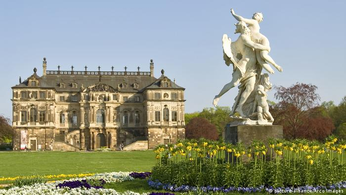Zehn Gründe für Dresden | Palais / Great Garden (picture-alliance/Arco Images)