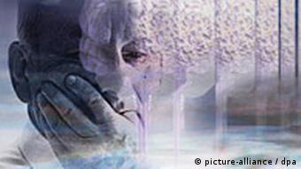 Symbolbild Alzheimer Krankheit