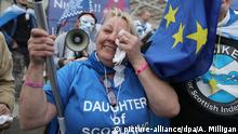 England Schottland Referendum Unabhängigkeit
