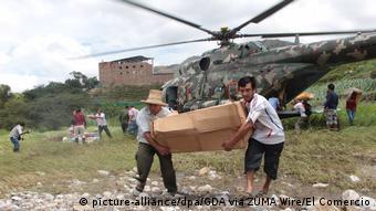 Peru   Regenrekordwerte in Peru