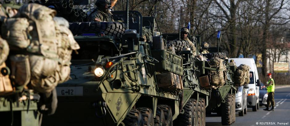 Tropas da Otan na Polônia: para não depender mais dos EUA, europeus devem unir esforços de defesa