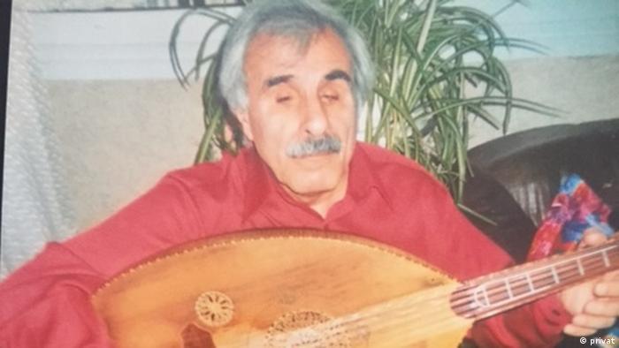 Deutschland | iranischer Musiker Mir Esmail Sedghiasa (privat)