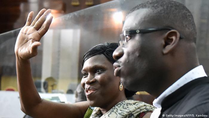 Elfenbeinküste Simone Gbagbo vor Gericht freigesprochen