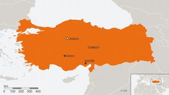 Το Ιντσιρλίκ στη νότια Τουρκία