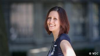 Deutschland Astrid Fuchs von Whale and Dolphin Conservation