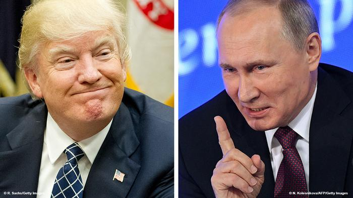 Survey: Putin more trustworthy than Trump, say Germans,...