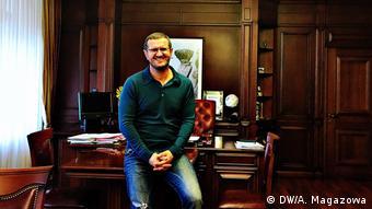 Муса Магомедов про блокаду Донбасу: Відчуття, що віддали останні острівці України