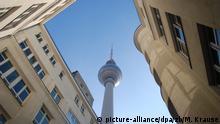 Deutschland Berlin Fernsehturm