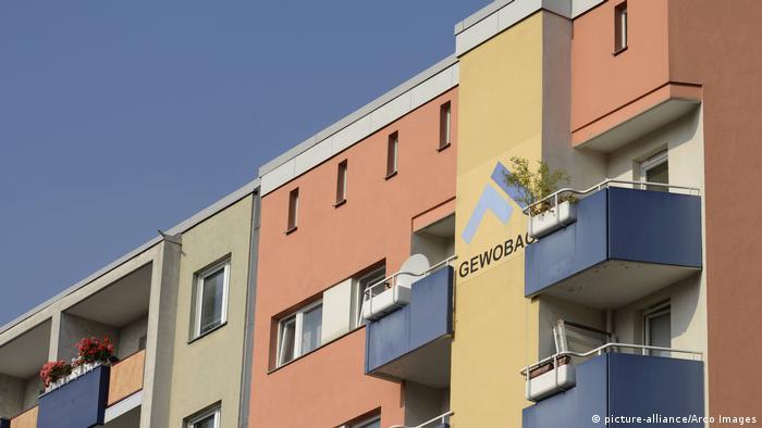 Deutschland Wohnhaus in Berlin