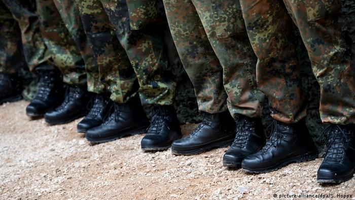 Deutschland Ermittlungen wegen sexuellen Übergriffen bei Gebirgsjägern