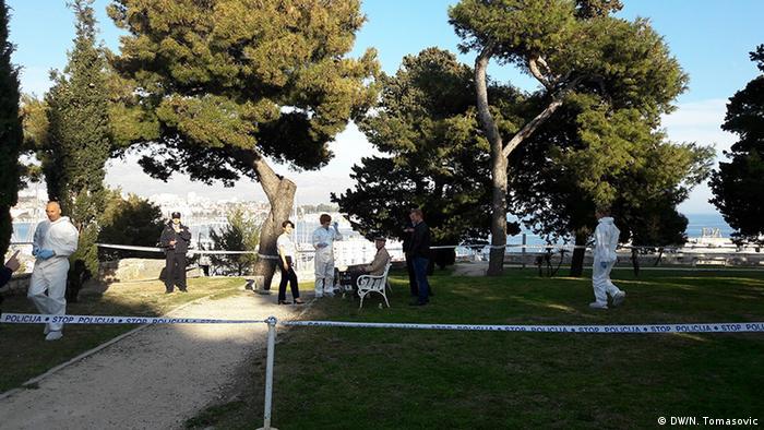 Kroatien Dreharbeiten ARD Kroatien-Krimi in Split