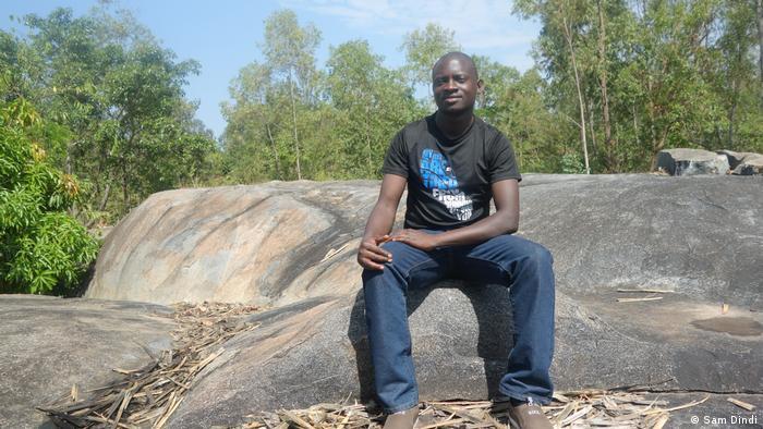 Kenia Sam Dindi - #doingyourbit