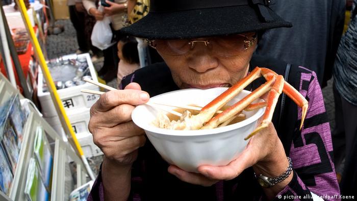Street Food Asien