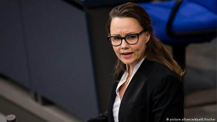 Michelle Müntefering (picture alliance/dpa/G.Fischer)