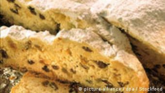 Drezdenski božićni kolač Christstollen