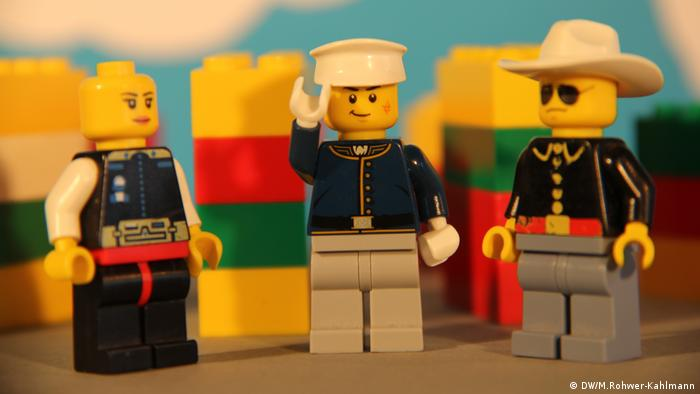 Кирпичику LEGO исполнилось 60 лет