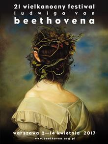 Polen Poster Beethoven-Festival in Warschau