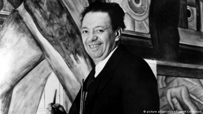 Diego Rivera (picture alliance/dpa/Everett Collection)