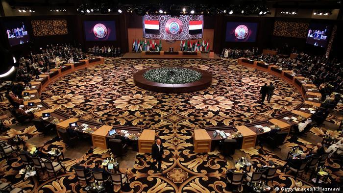 Arabischer Gipfel (Getty Images/K.Mazraawi)
