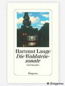 Buchcover Hartmut Lange Die Waldsteinsonate (Diogenes)