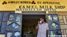 World in Progress - Kamelmilch in Kenia