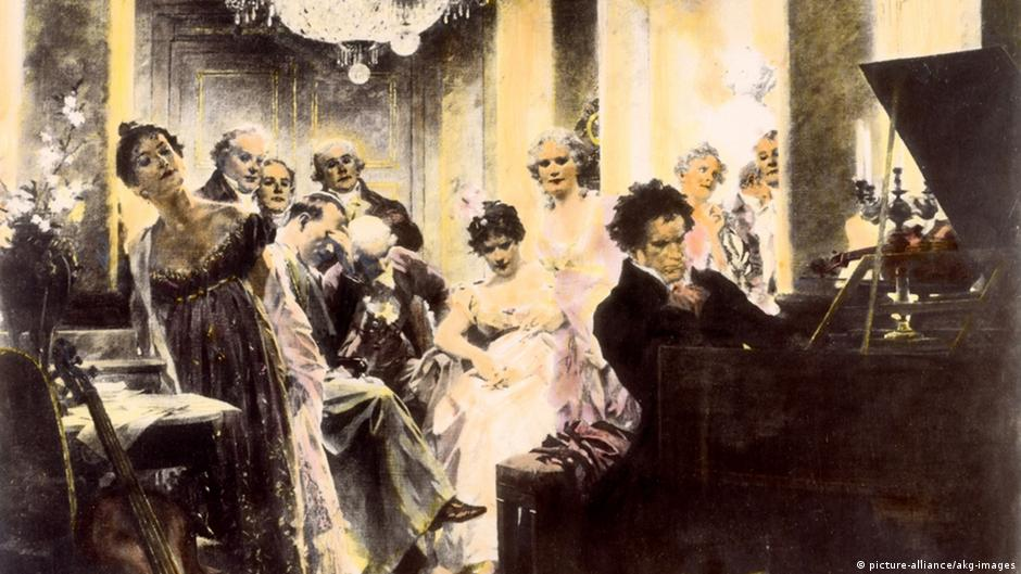 10 things you didn′t know about Beethoven | Music | DW