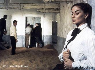 Alida Valli in Sehnsucht (Quelle: ARTHAUS)