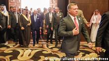 Jordanien Arabischer Gipfel