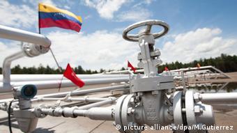 Ölförderung in Venezuela (picture alliance/dpa/M.Gutierrez)