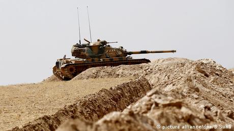 """""""Ετοιμοπόλεμες"""" οι τουρκικές δυνάμεις"""