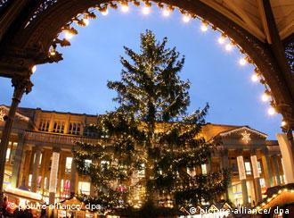 Germany's churches have urged followers to use Christmas to rethink their priorities