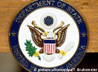 Емблема Держдепартаменту США