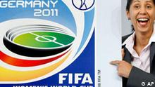 Steffi Jones FIFA Frauen WM 2011