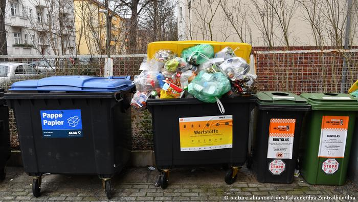Guide to separating trash in Germany   All media content