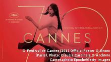 Filmfestival Cannes - Plakat 2017
