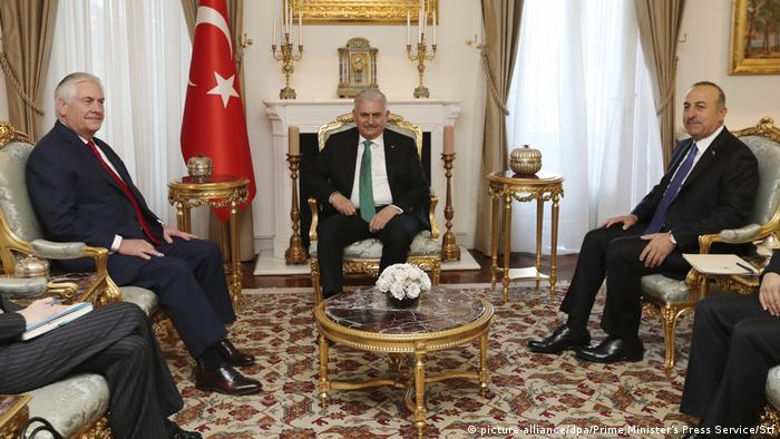 Trump kabinesinden Türkiye'ye ilk resmi ziyaret
